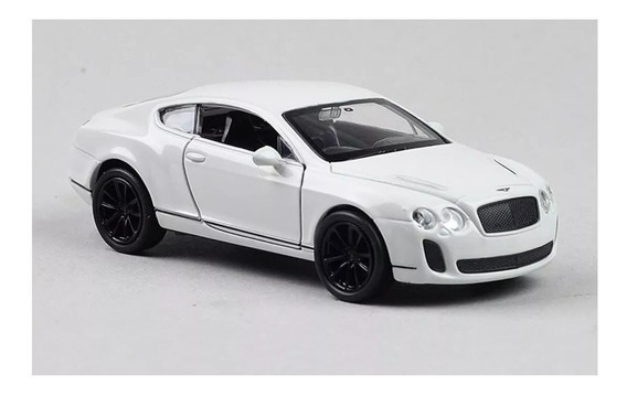 Deportivos De Leyenda. Bentley Continental. Escala 1/38