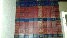 Coleção História Da Arte Salvat 10 Volumes