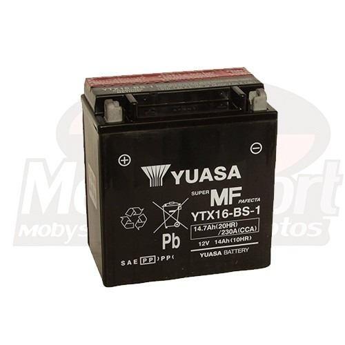 Bateria Yuasa Ytx16bs1