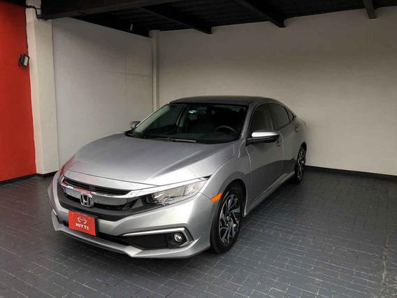 Honda Civic 2019 4p I-style L4/2.0 Aut