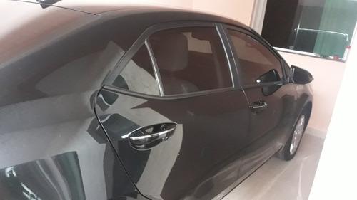 Corolla Xei 2.0 Preto 11 Mil Km Original