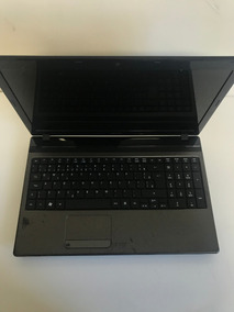 Notebook Acer 5750 I5 2450m Quad Core 4gb 500gb Hdmi - Cod6