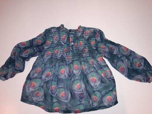 63ac326ca Camisa De Fiesta En Gasa - Artículos para Bebés en Mercado Libre ...
