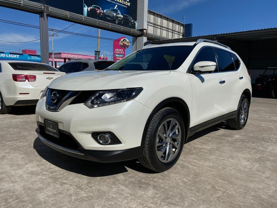 Nissan X Trail Exclusive 2016