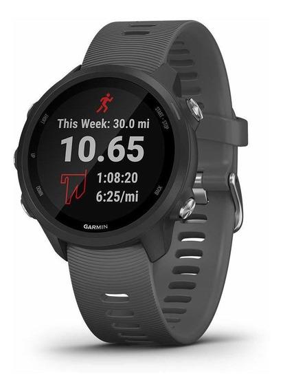 Garmin Forerunner 245 - Reloj Inteligente Para Correr Con