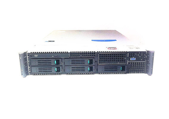 Servidor Rack 2u Dual Xeon Six Core - Hd 2tb Sas - 32gb Ram
