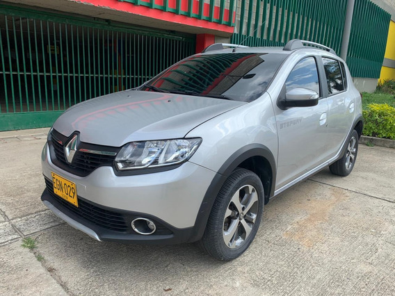 Renault Stepway 2018 Automatico