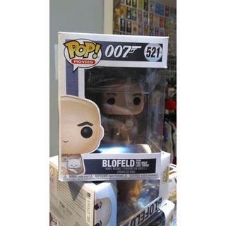Funko Pop! 007 Blofeld #521 (caja Con Detalles)