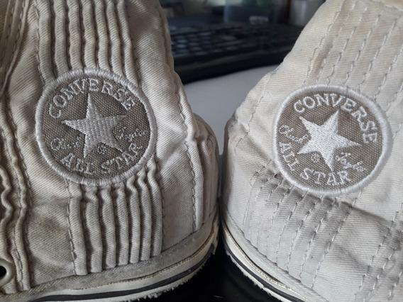 Zapatillas Botitas Converse 35-36