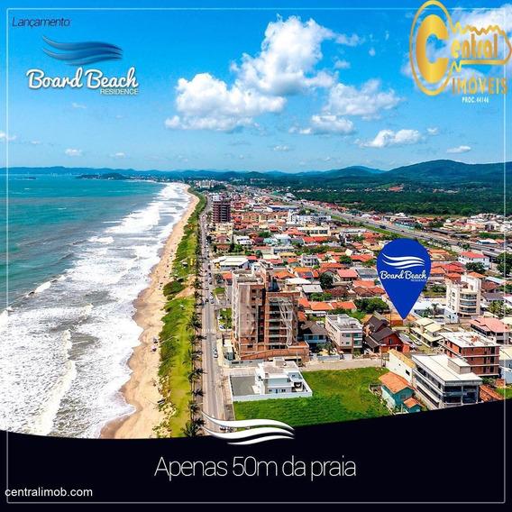 Apartamento Com 3 Dormitório(s) Localizado(a) No Bairro Tabuleiro Em Barra Velha / Barra Velha - 573