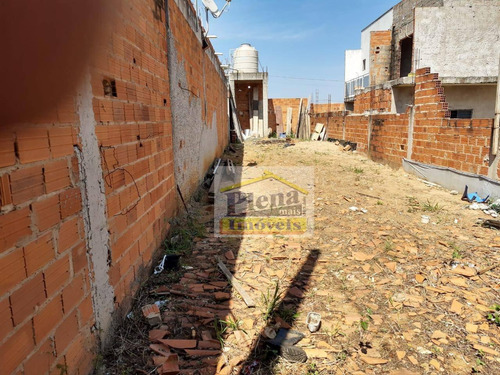 Terreno À Venda, 250 M² Por R$ 180.000,00 - Residencial Santa Joana - Sumaré/sp - Te0939