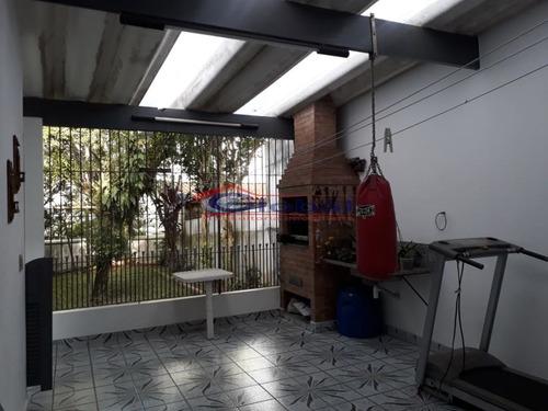 Sobrado 3 Dorms 1 Suíte Vila Pires - Gl40035