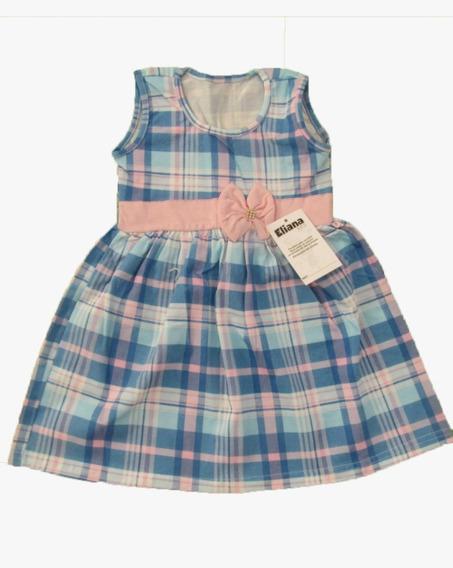 Vestido Infantil Boneca Kit Com 7 Peças Atacado