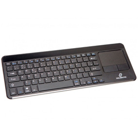 Teclado Sem Fio Wireless Com Touchpad Multimidia Goldentec