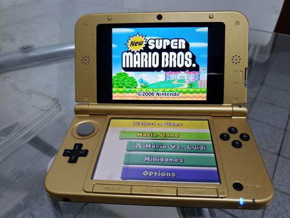 Nintendo 3ds Xl Versão Zelda Desbloqueado