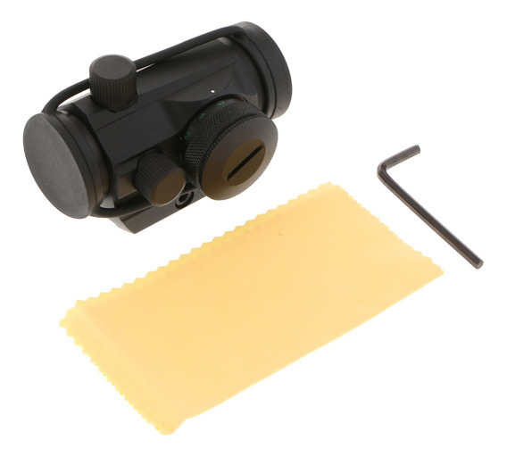1x22 Holographic Red Green Micro Dot Scope Sight Finder
