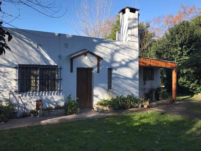 Vendo Casa Quinta 3 Ambientes - Muy Linda -del Viso-bancario