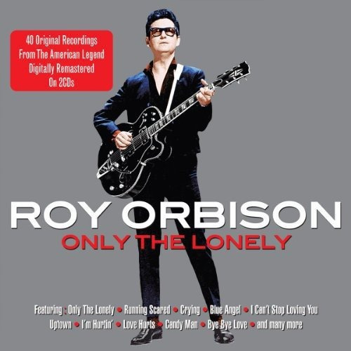 Cd : Roy Orbison - Only The Lonely (united Kingdom - Imp...