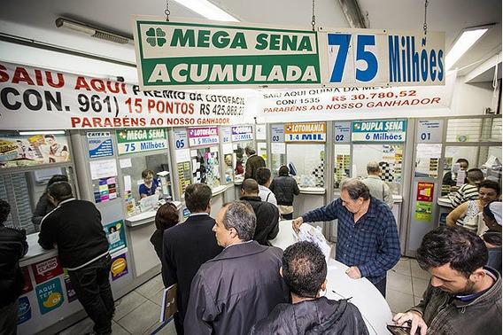 Vendo Lotérica Na Região De Taubaté