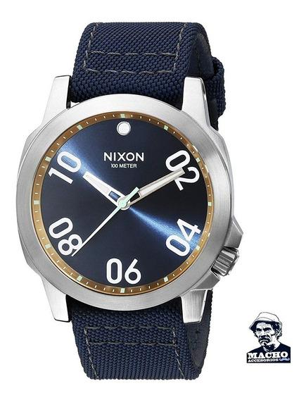 Reloj Nixon Ranger 45 A5142076 Original Nuevo Con Garantia