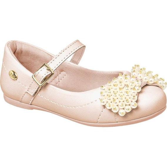 Sapatilha Princesa Baby Klin 152 - Rosa - Delabela Calçados