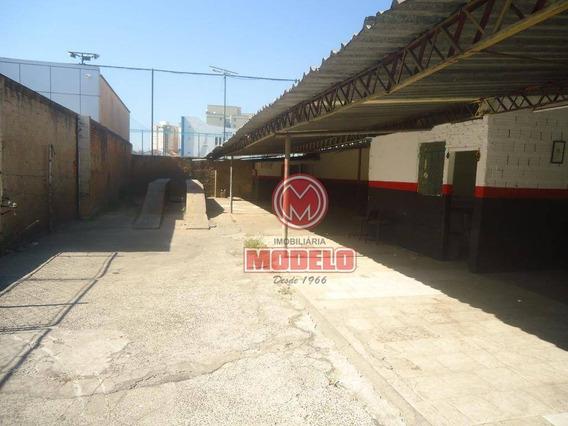 Terreno Para Alugar, 250 M² Por R$ 1.300,00/mês - Paulista - Piracicaba/sp - Te0523