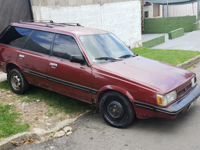 Subaru Legacy 2.2 Gx Awd L.vieja 1989