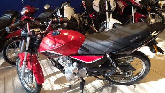 Moto Calle Tipo Honda Cg 150 Stratus Keller Naked Contado