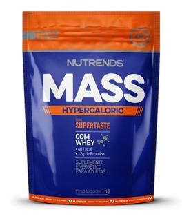 Mass Hypercaloric Supertaste - 1kg - Nutrends
