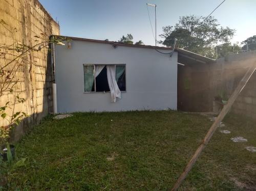 Casa Na Praia De Itanhaém, No Jardim Umuarama-sp
