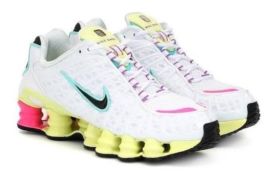 Tenis Nike Shox Tl 12 Molas