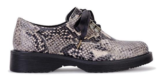 Zapatos Mujer Bernila Gris Viamo