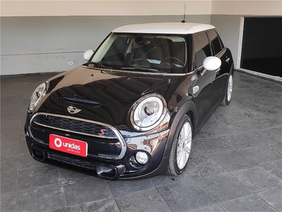 Mini Cooper 2.0 S Top 16v Turbo Gasolina 4p Automático