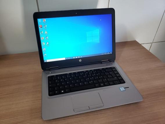 Notebook Probook Hp 640 I5-6200u 8gb Ssd 240gb