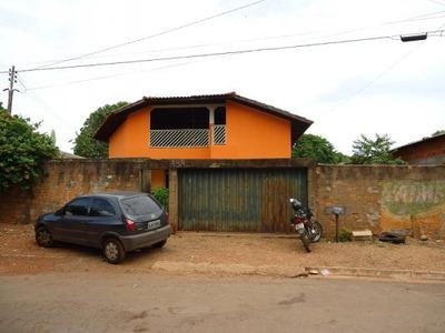 Casa Com 4 Quarto(s) No Bairro Jardim Gloria Ii Em Várzea Grande - Mt - 00253