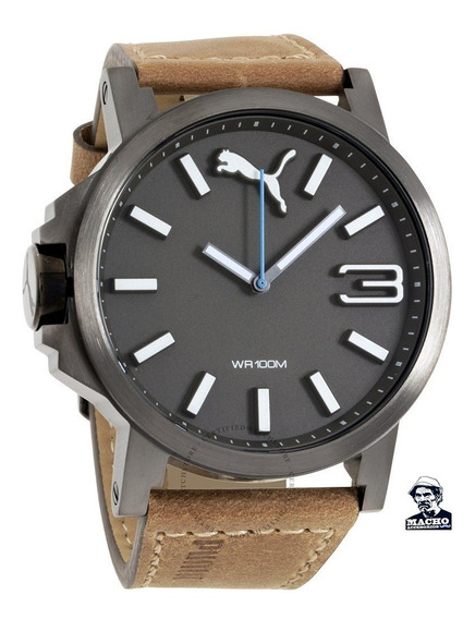 Reloj Puma Ultrasize Pu103461017 En Stock Original Garantía