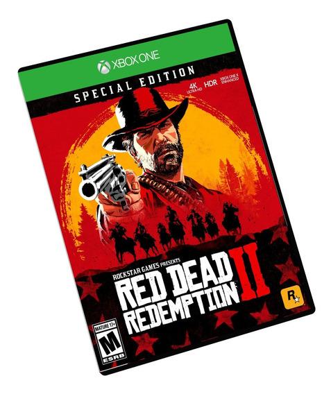 Red Dead Redemption 2 Especial Edition Xbox One Midia Digital + Brindel