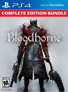 Bloodborne Complete Edition Bundle Digital Ps4