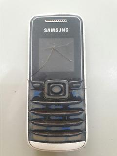 Celular Samsung E 1050 Para Retirar Peças Os 0992