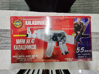 Mini Ak-47 Airsoft