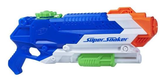 Nerf Supersoaker Floodinator / Pistola De Agua - Hasbro