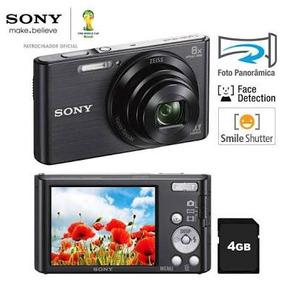 Câmera Digital Sony Cyber-shot Dsc-w830 20.1mp