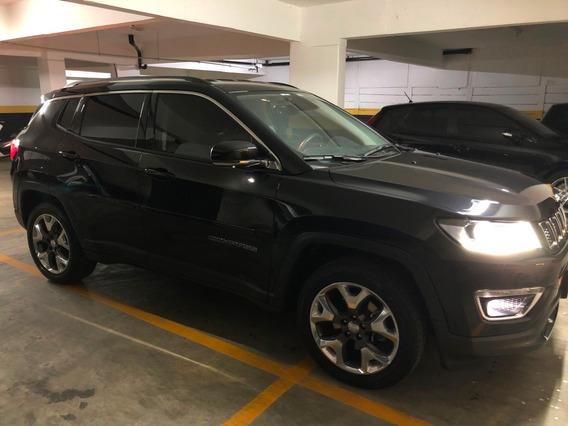 Jeep Compass Limited 2017 Top De Linha