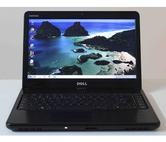 Notebook Dell Inspiron N4020-p07g Celeron 2.20ghz 4gb 250gb
