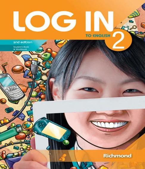 Log In To English 2 - 02 Ed