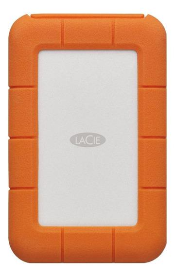 Disco rígido externo LaCie Rugged STFS4000800 4TB laranja
