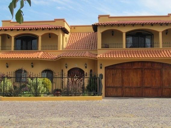 For Sale Magnificent House In Península De Santiago