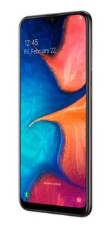 Samsung Galaxy A20 Dual Sim 3gb Ram 32gb Negro