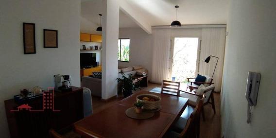 Apartamento Todo Reformado C/2 Dormitórios À Venda C/ 73 M² Por R$ 310.000 - Vila Mogilar ~ Mogi Das Cruzes/sp - Ap0087