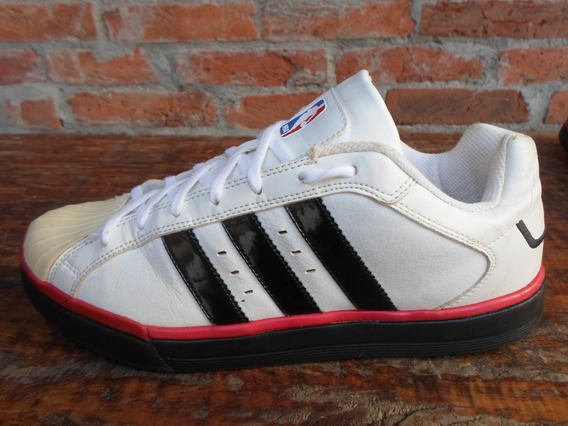 Antigo Tenis adidas Nba Orig Imp Old School Br 40 Retro